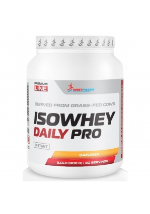 IsoWhey Daily Pro 908 гр (WestPharm)
