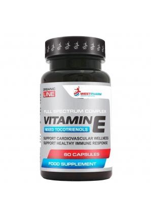 Vitamin E 60 капс (WestPharm)