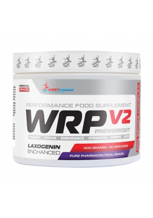 WRP V2 with Laxogenin 300 гр (WestPharm)