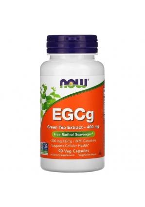 EGCg Green Tea Extract 400 мг 90 капс (NOW)
