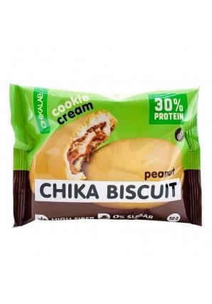 Бисквитное печенье Chikalab Chika Biscuit 1 шт 50 гр (BomBBar)