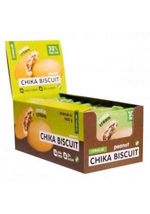 Бисквитное печенье Chika Biscuit 9 шт 50 гр (BomBBar)