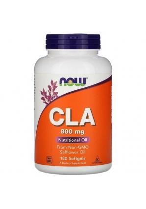 CLA 800 мг 180 капс (NOW)