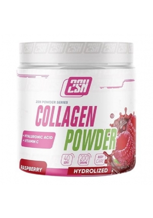 Collagen Powder + Hyaluronic Acid + Vitamin C 200 гр (2SN)