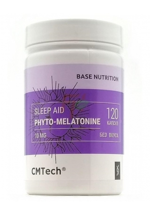 Melatonin 10 мг 120 капс (CM Tech)