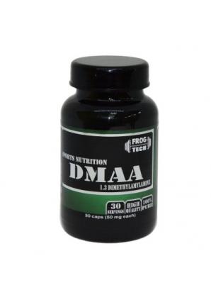 DMAA 30 капс 50 мг (Frog Tech)