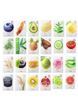 Тканевая маска Natural Mask Sheet 21 мл (The Saem)