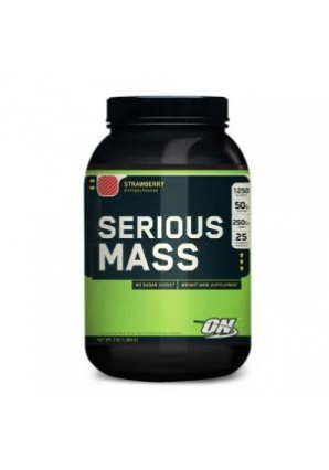 Serious Mass 1362 гр. (Optimum nutrition)