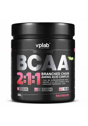 BCAA 2:1:1 300 гр (VPLab)