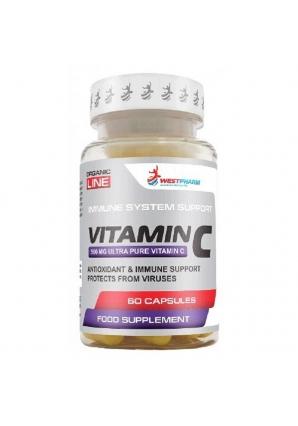 Vitamin C 60 капс (WestPharm)