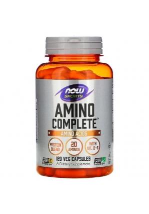 Amino Complete 120 капс (NOW)