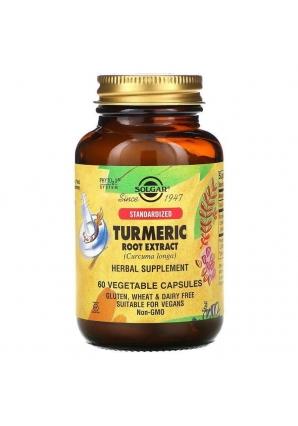 Turmeric Root Extract 60 капс (Solgar)