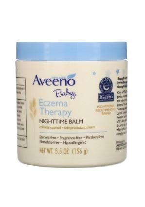 Baby Eczema Therapy Nighttime Balm 156 гр (Aveeno)