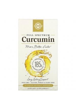 Full Spectrum Curcumin 30 гел. капс (Solgar)