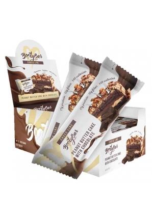 Протеиновый батончик Choco Line 20 шт 50 гр (BootyBar)
