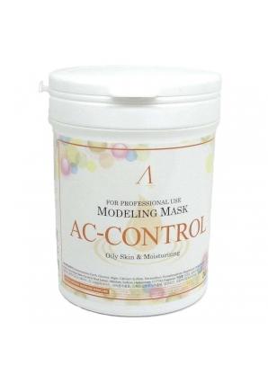 Маска альгинатная для проблемной кожи с акне AC-Control Modeling Mask 240 гр - банка (Anskin)