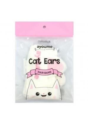Повязка для волос Hair Band Cat Ears (Ayoume)