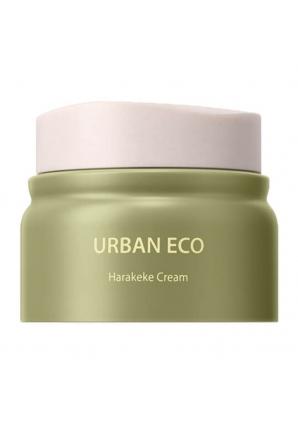 Питательный крем с экстрактом новозеландского льна Urban Eco Harakeke Cream 50 мл (The Saem)