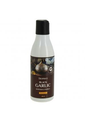 Шампунь для волос с черным чесноком Black Garlic Intensive Energy Shampoo 200 мл (Deoproce)