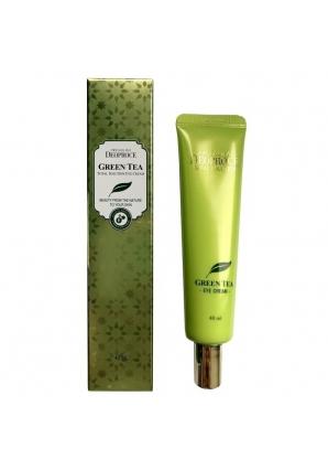 Крем для век увлажняющий с экстрактом зеленого чая Green Tea Total Solution Eye Cream 40 мл (Deoproce)