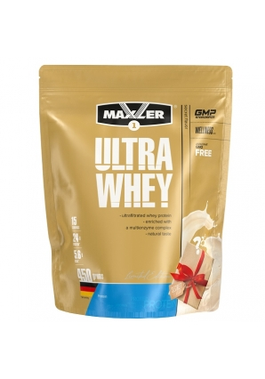 Ultra Whey 450 гр - Секретный вкус (Maxler)