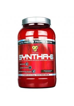 Syntha-6 1320 гр. 2.91lb (BSN)