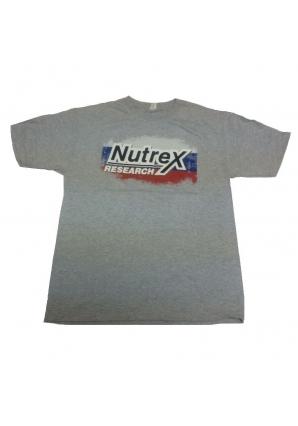 Футболка серая (Nutrex)
