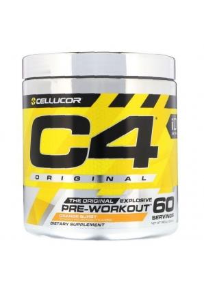 C4 PRE-WORKOUT 390 гр (Cellucor)