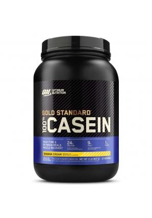 100% Casein Protein 908 гр. 2lb (Optimum nutrition)