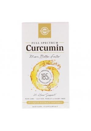 Full Spectrum Curcumin 60 гел. капс (Solgar)