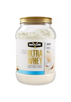 Ultra Whey Lactose Free 900 гр (Maxler)