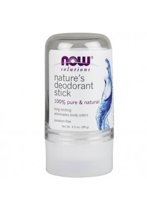 Nature's Deodorant Stick 99 гр 3.5 oz (NOW)