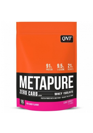 Metapure Zero Carb 480 гр (QNT)