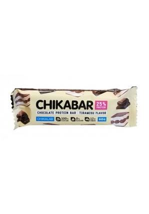 Протеиновый батончик Chikabar 20 шт 60 гр (BomBBar)