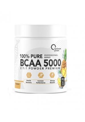 BCAA 5000 Powder 200 гр (Optimum System)