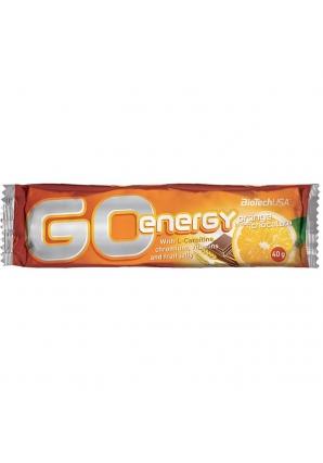 Батончик Go Energy Bar 1 шт 40 гр (BioTech USA)