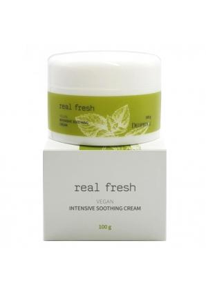 Крем для лица Real Fresh Vegan Intensive Soothing Cream 100 гр (Deoproce)