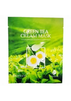 Тканевая маска Cream Mask 25 мл (Deoproce)
