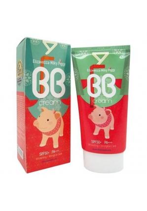 BB крем Milky Piggy BB Cream SPF50+ PA+++ 50 мл (Elizavecca)