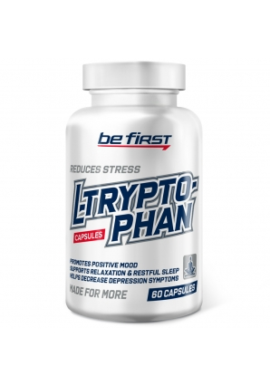 L-Tryptophan 60 капс (Be First)