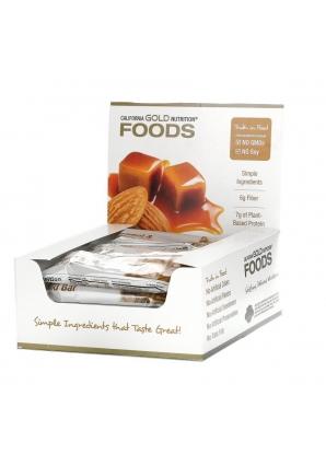 Протеиновый батончик 14 шт 40 гр (California Gold Nutrition)