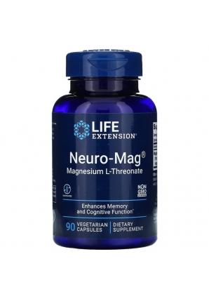 Neuro-Mag Magnesium L-Threonate  90 капс (Life Extension)