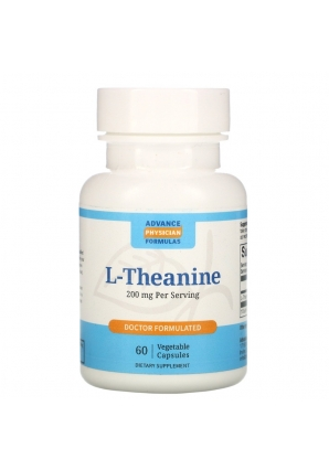L-Theanine 200 мг 60 капс (Advance Physician Formulas)