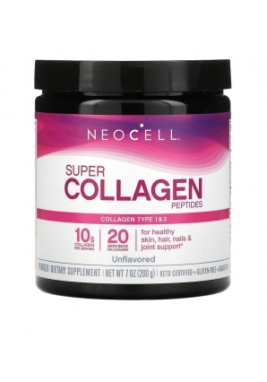 Super Collagen Unflavored 198 г (Neocell)