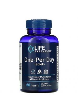 One-Per-Day 60 табл (Life Extension)