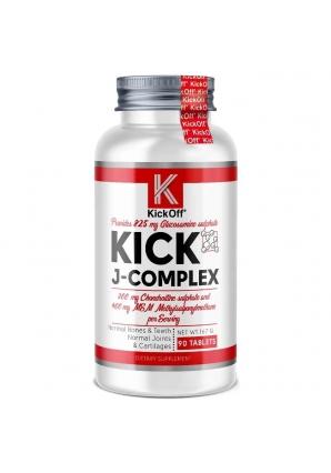 Kick J-Complex 90 табл (KickOff Nutrition)