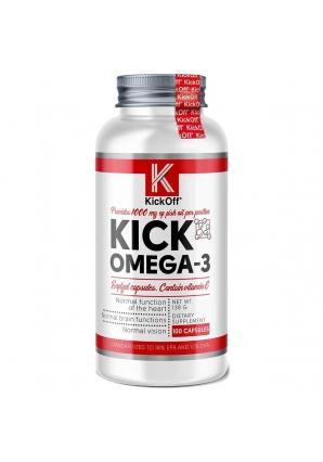 Kick Omega-3 100 капс (KickOff Nutrition)