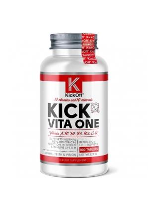 Kick Vita One 100 табл (KickOff Nutrition)