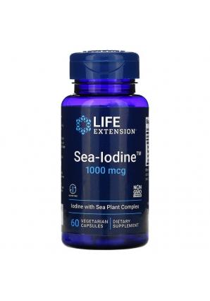 Sea-Iodine 1000 мкг 60 капс (Life Extension)