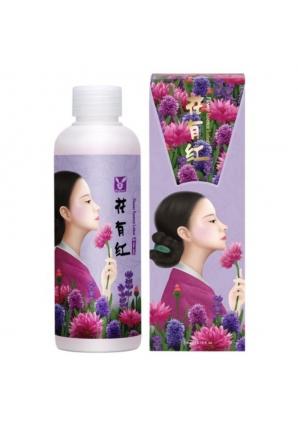 Эссенция для лица с экстрактом женьшеня Hwa Yu Hong Flower Essence Lotion 200 мл (Elizavecca)